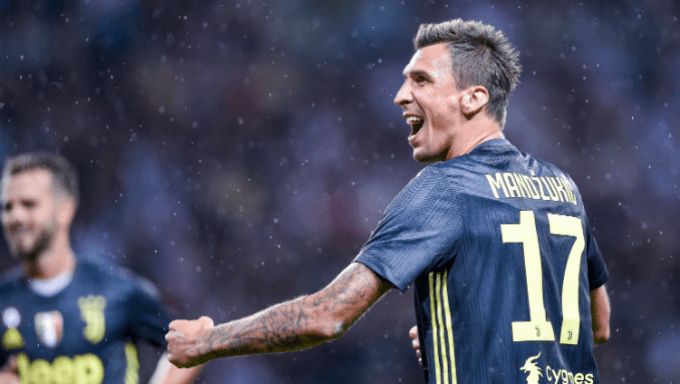 Juventus vs Sassuolo Betting Tips: Mandzukic Worth a Bet?