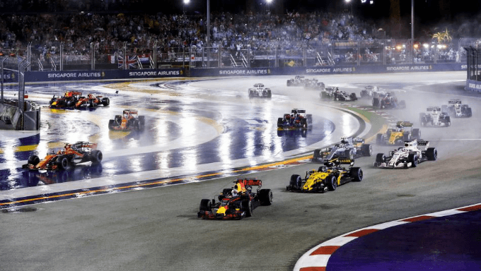 Singapore Grand Prix Betting Tips, Odds and Analysis