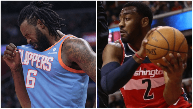 Best Bets to Lead the NBA in Rebounds and Assists in 2018-19