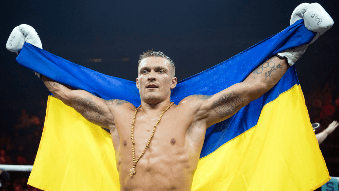 Oleksandr Usyk Puts It All On Line In Tony Bellew Fight