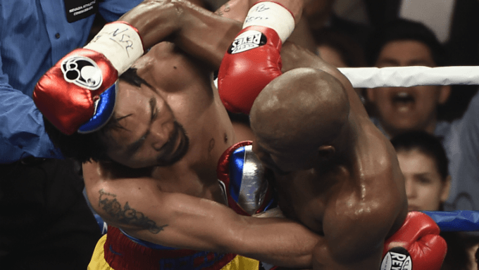 Mayweather Favored Over Pacquiao in Reported Rematch