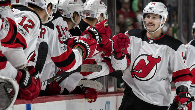 New Jersey Sports Betting Set to Boost NHL's Devils