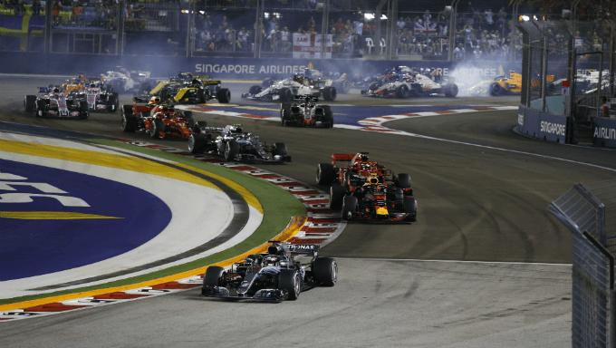 Formula 1 Embraces Sports Betting, Shuns Decades of Stigma