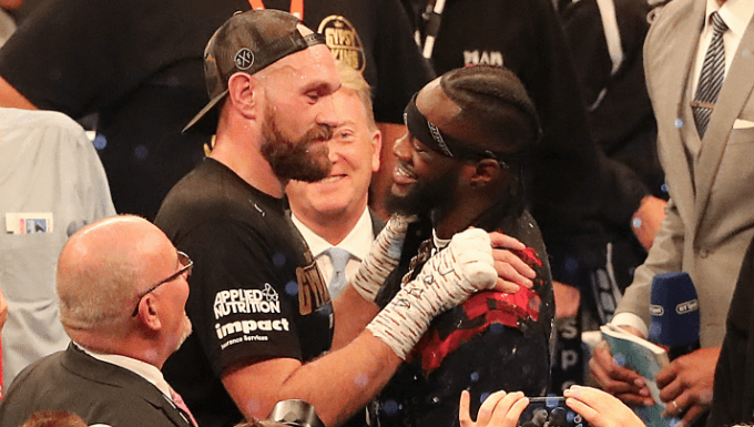 Early Betting Tips for Huge Wilder-Fury Heavyweight Showdown