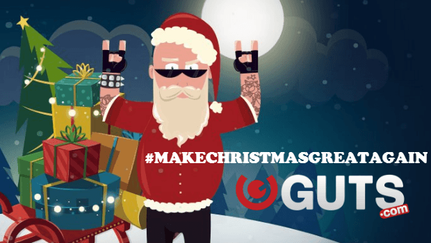Make Christmas Great Again by Doubling Up with Guts this Weekend!
