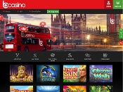 bCasino Screenshot 1