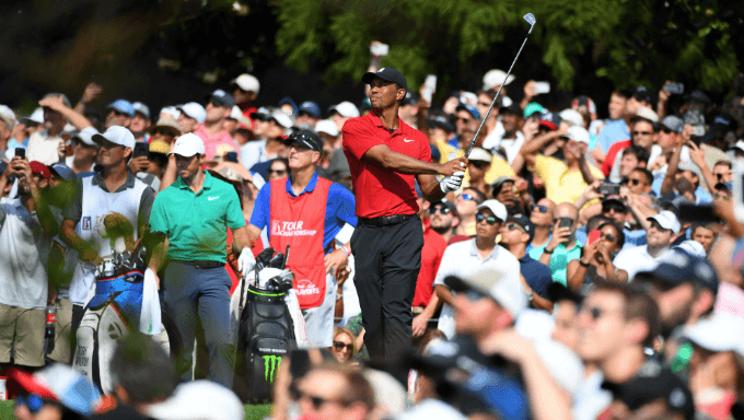 Tiger Woods Tops Masters Odds as Fans, Bettors Euphoric