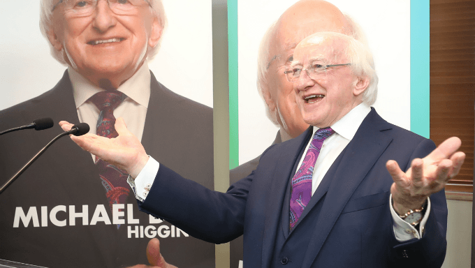 Irish Presidential Election 2018 Betting Tips and Odds