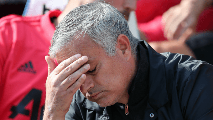 Mourinho Encouraged to Resign by Manchester United Hierarchy