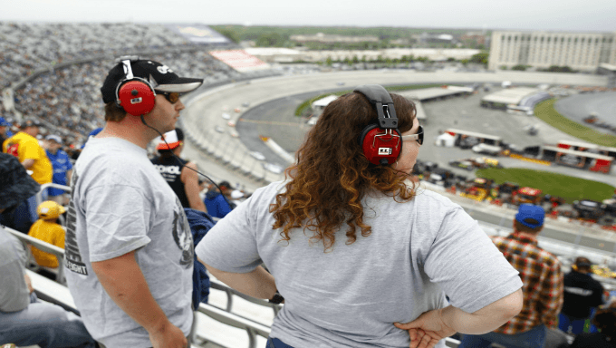 Dover NASCAR Track First Venue with Betting Windows