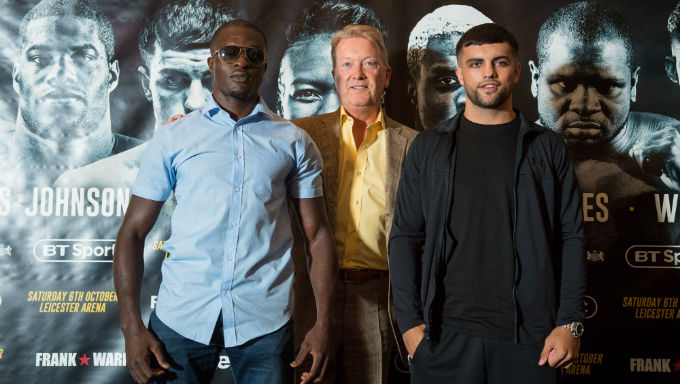 Jack Catterall v Ohara Davies Betting Tips, Odds and Analysis