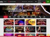 Genting Casino Screenshot 1