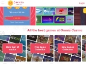 Omnia Casino Screenshot 1