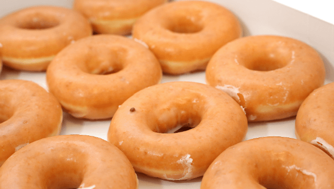 2/1 Odds That Krispy Kreme Opens Second Irish Store in 2018