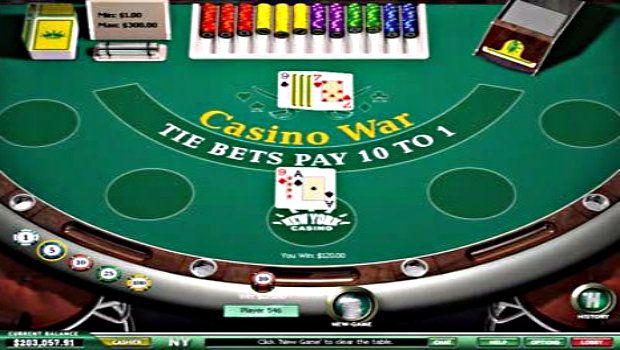 All gambling games gambling rake