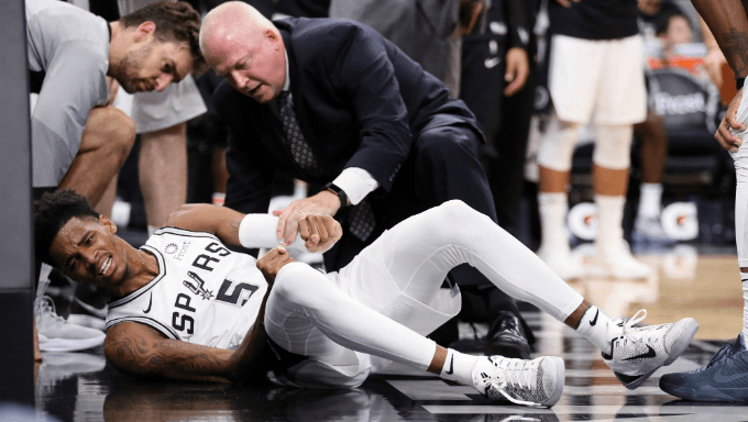 How to Bet the Spurs After Dejounte Murray's ACL Injury