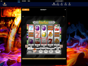 Spin Casino Screenshot 4