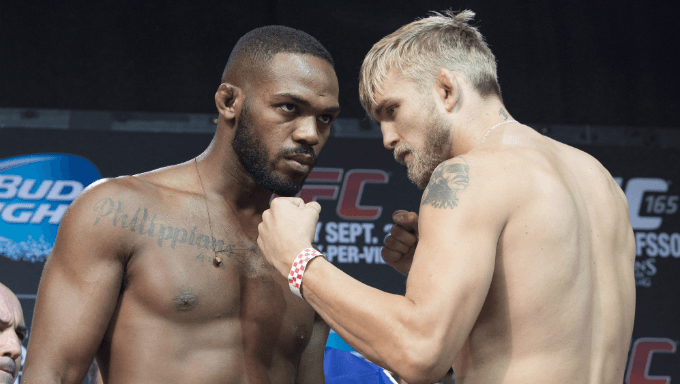 Jon Jones vs. Alexander Gustafsson II Early Betting Tips