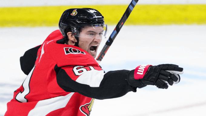 NHL's Senators Partner with Ontario Casino and Racetrack