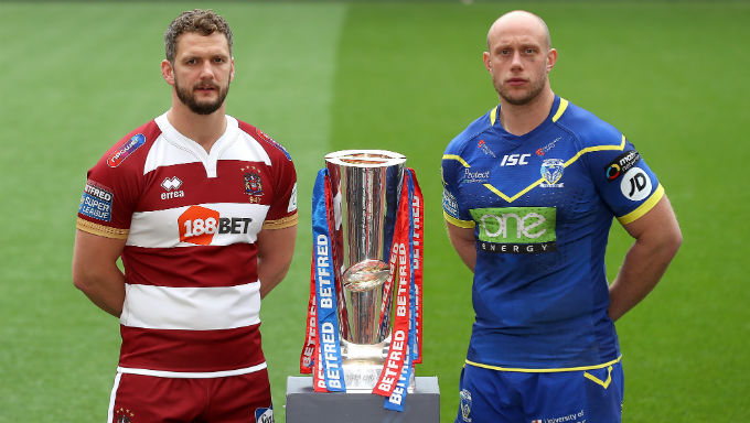Wigan vs Warrington: Super League Grand Final Betting Tips