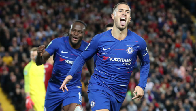 Chelsea vs Man Utd Betting Tips: Hazard Warning For Visitors