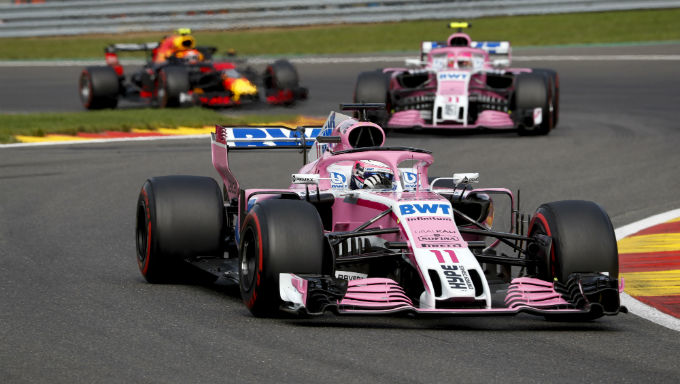 US Grand Prix Betting Tips: Force India Form is Paying Off