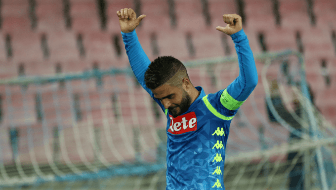 Udinese v Napoli Betting Tips: Insigne To Star In Away Win