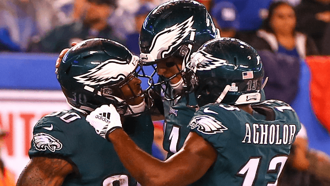 Best Bets for Philadelphia Eagles vs Carolina Panthers