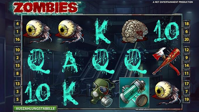 Zombies från NetEnt
