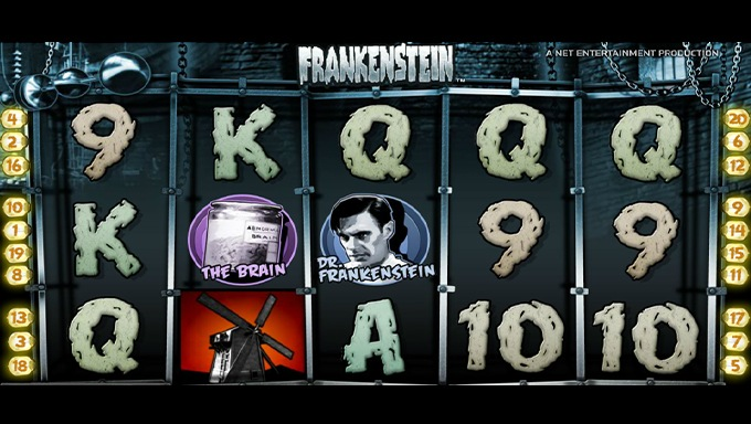 Frankenstein Slot Game