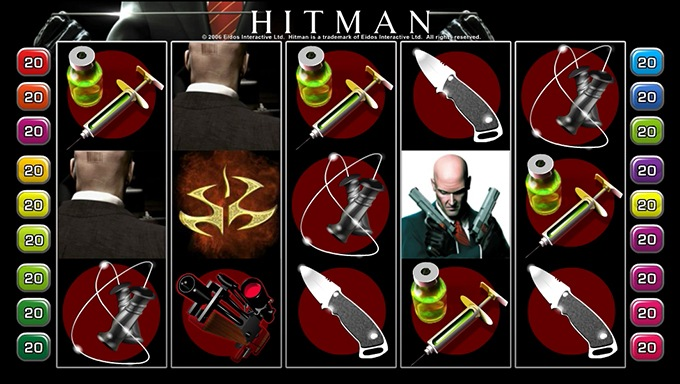 Hitman Slot Game