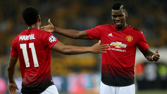 Man Utd v Juventus Betting Tips: Reds Win With Martial Goal