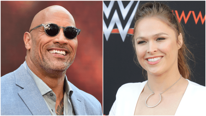 Wrestlemania 35 Main Event Betting: Rousey, The Rock & More