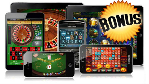 bonus for mobile casino