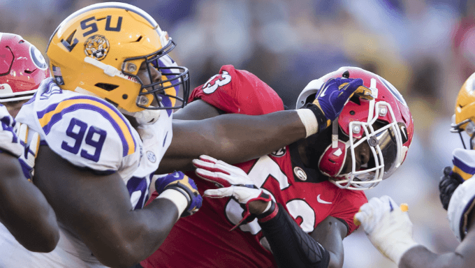 5 Best SEC Football Bets to Consider Backing in Week 9