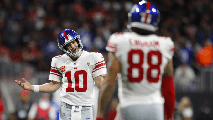 New York Giants vs Washington Redskins Best Bets to Back