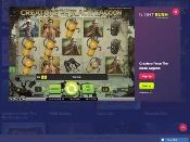 NightRush Casino Screenshot 2