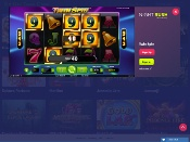 NightRush Casino Screenshot 4