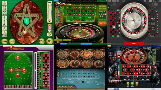 Top 6 Craziest Online Roulette Game Variations
