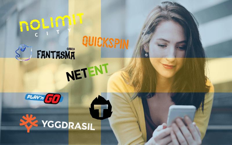 10 svenska spelutvecklare inom mobilcasino som du måste testa