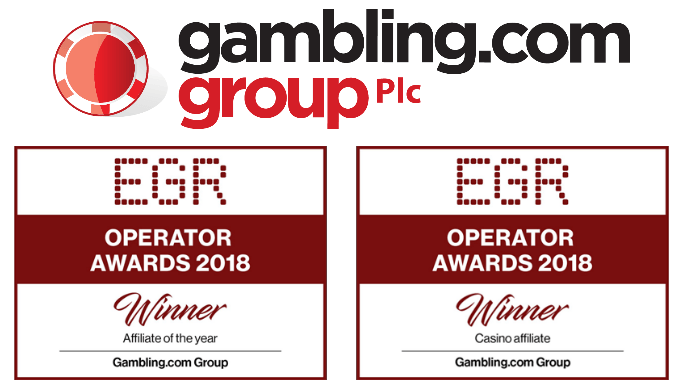 EGR Honors Gambling.com Group With Affiliate of the Year Award