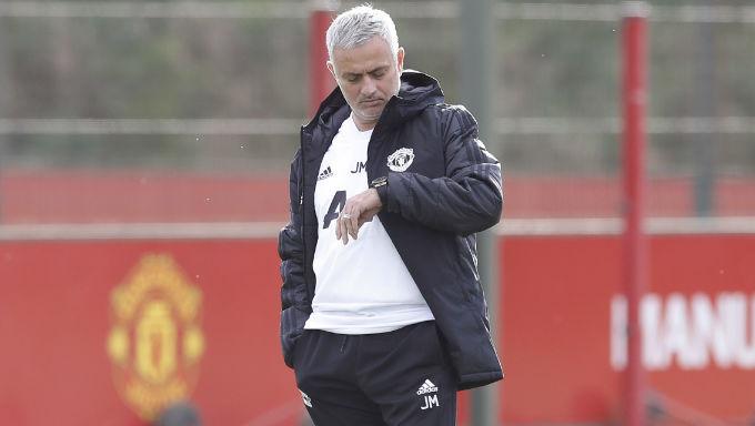 Mourinho No Longer Favourite in the Premier League Sack Race