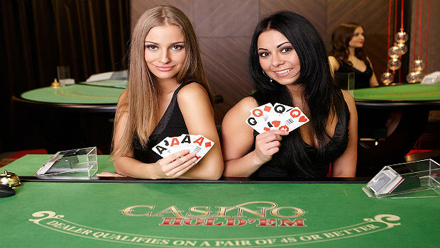 Top 8 Sexiest Online Live Casino Dealers