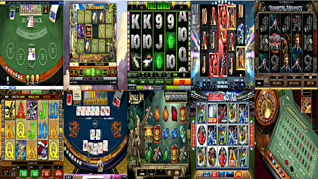 Top 10 Free Casino Games