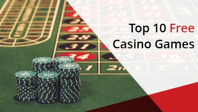 De 10 beste gratis casinospill