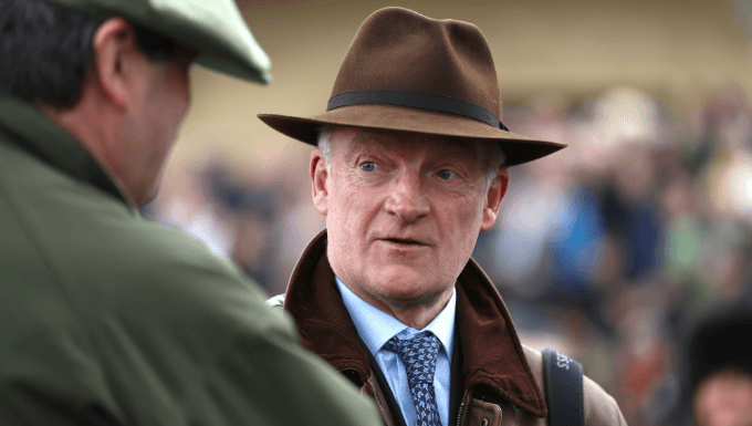 "Willie Mullins Stable Tour: ""He's in same league as Footpad"""