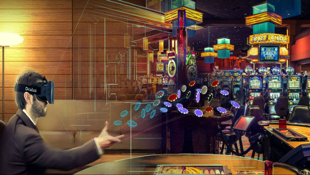 The Evolution of Online Casinos to Virtual Reality Casinos