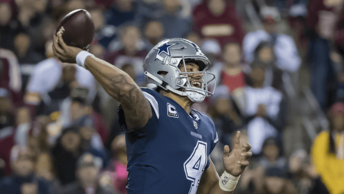 MNF Betting Preview: Cowboys vs Titans Betting Tips & Picks