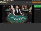 QuinnBet Live Casino Screenshot