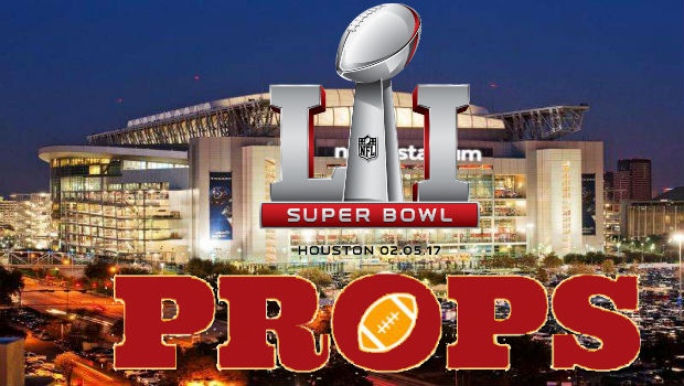 The Best and Most Interesting Prop Bets of Super Bowl LI